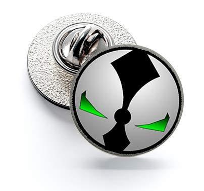 Gemelolandia | Magglass Spawn Anstecknadel | Originelle Anstecker zum Verschenken | für Hemden, Kleidung oder Rucksack | lustige Details