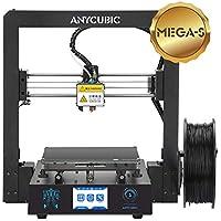 """ANYCUBIC Mega S Impresora 3D Tamaño de impresión 210 x 210 x 205 mm Con Ultrabase calefactada Pantalla táctil de 3.5"""" Funciona con TPU/PLA/ABS"""