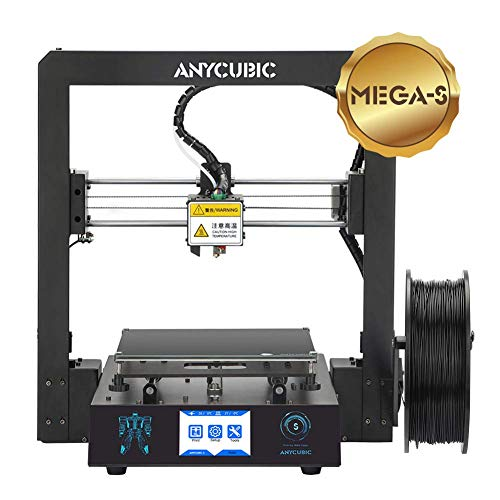 ANYCUBIC Mega S Impresora 3D Tamaño impresión