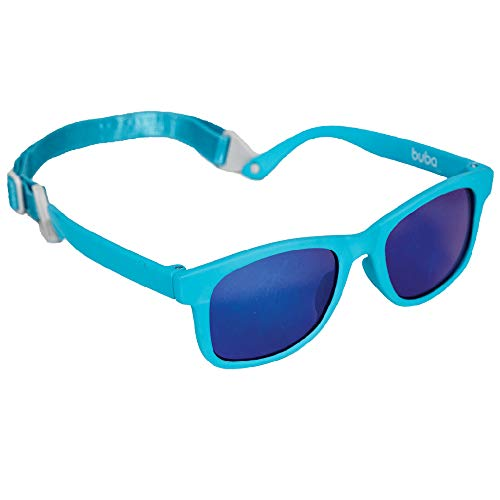 Óculos De Sol Baby - Alca Ajustável Azul, Buba, Azul