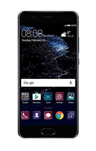 Huawei P10 Plus Dual Sim, 4G 64GB Negro - Smartphone (2Sim,14 cm (5.5