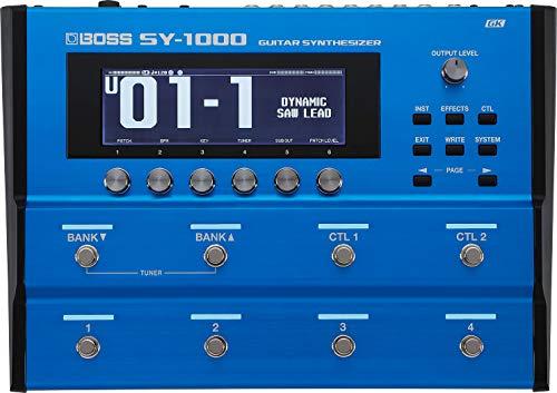 BOSS SY-1000 Sintetizador de guitarra