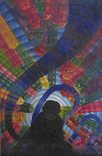 Berkin Arts Luigi Russolo Giclee Print On Paper-Famous Paintings Fine Art Poster-Reproduction Wall Decor(Music) #XZZ