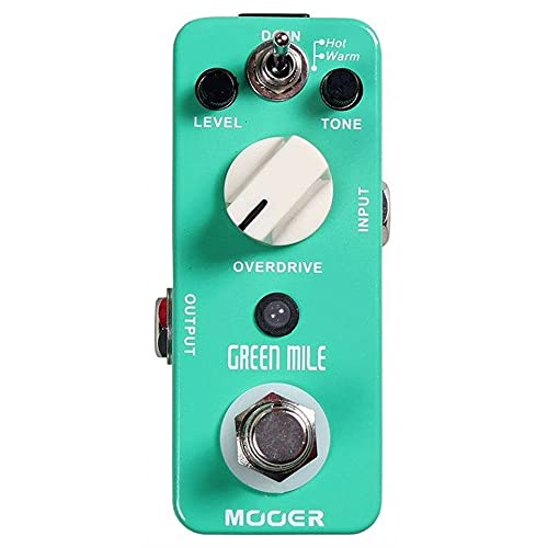 PEDAL MOOER GREEN MILE OVERDRIVE MMO