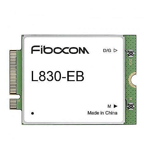 Lenovo ThinkPad 4G LTE Advanced Fibocom XMM7262 L830-EB CAT6 WWAN module 01AX761