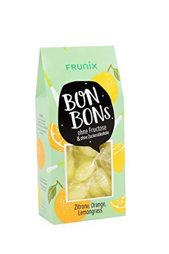 FRUNIX Bonbons Zitrone, Orange, Lemongrass 90g