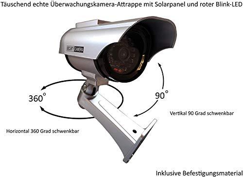 O&W Security Cámaras simuladas