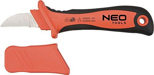 Neo Tools 01-550 Cuchillo de electricista VDE