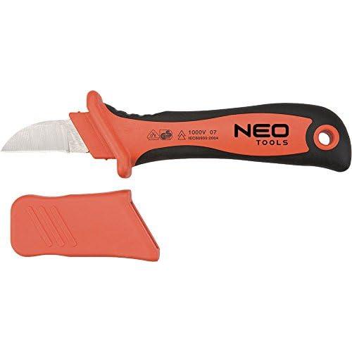 Neo Tools 01–550–Coltello da elettricista VDE
