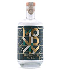 FREE OF ALCOHOL, FULL OF SPIRIT – MONDAY Gin is a complex, aromatic blend of juniper, natural botanicals, citrus, and spices that satisfies like a classic London Dry, finishing with the familiar kick of your favorite spirit. ZERO CARBS, NO SUGAR, 0 C...