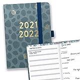 (en inglés) Agenda 2021 2022 A6 Perfect Year de Boxclever Press. Agenda Escolar 2021-2022 Compacta, Páginas para Notas y Listas. Planificador Semanal Ago'21-Ago'22. Agenda Escolar 15,5 x 11 cm.