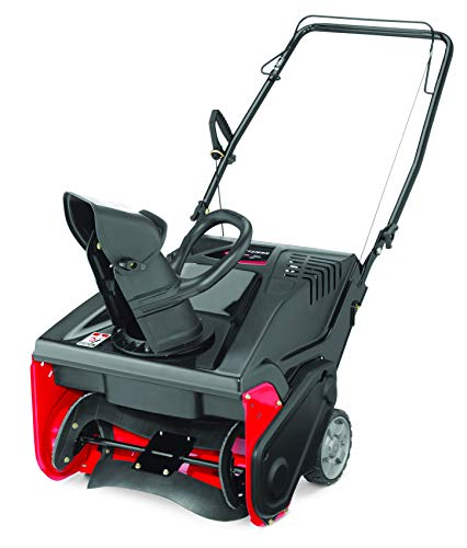 Sale!! CRAFTSMAN 31A-2M1E793 Gas Snow Thrower, 21, Liberty Red