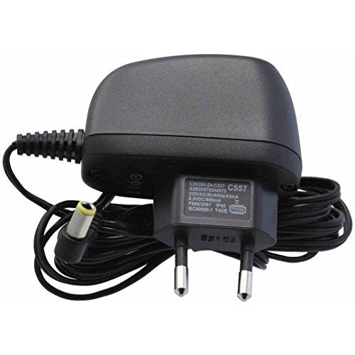 Gigaset Netzteil C557 für Basisstation mit AB u. GO-Modelle - passend C430, C430A, C470, C475, E300, E300A, E310, E310A, E310H, E490, E495, S670, S675, S810A, SX680, SX810A, SL910,