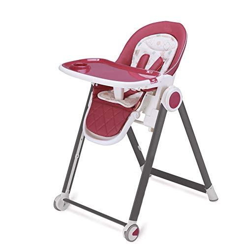 Read About High Chair Reclining Seat Baby Highchair Folding Portable Feeding Snack Booster Seat For ...