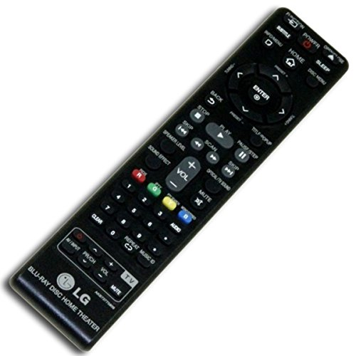 LG Fernbedienung Home Cinema, DVD, Blue-Ray AKB73775809