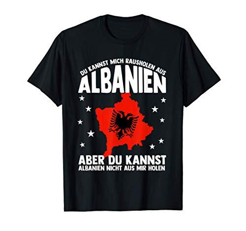 Prishtina tshirt Tirana Albanischer Adler T-Shirt