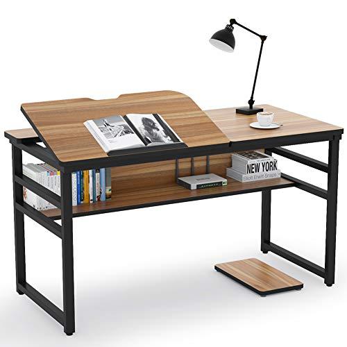 Tribesigns Modern Drafting Desk