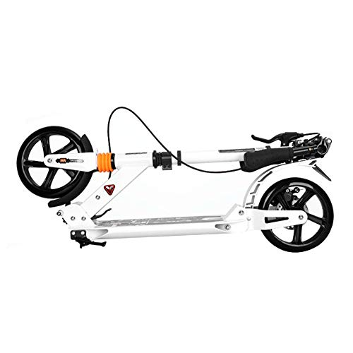 Check Out This Scooters Adult Child Commuter Fold (Hand Disc Brake & Rear Fender Brake), Adjustable ...