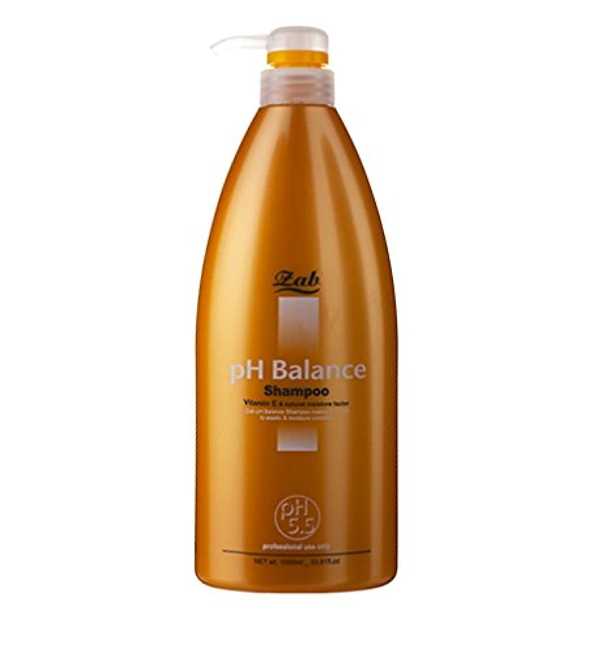 高音マナー旅客[MONALIZA/モナリザ] zab PH Balance Shampoo 1000ml/ジャブPHバランスシャンプー(海外直送品)