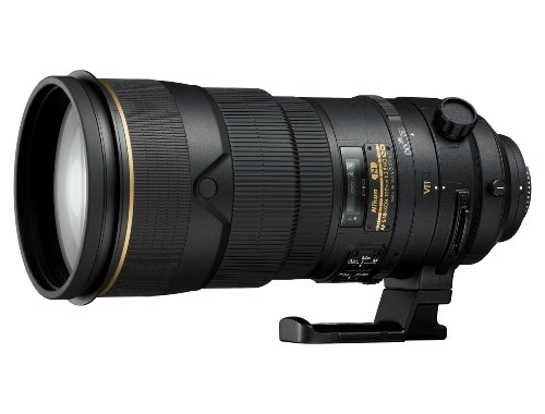 Nikon AF-S FX NIKKOR 300mm f/2.8G ED Vibration Reduction II Fixed Zoom Lens with Auto Focus for Nikon DSLR Cameras