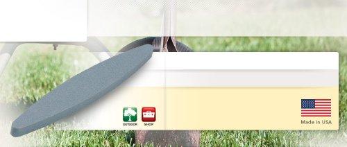 Lansky Lawn & Garden Sharpener Multi-Purpose Sharpener LGRDN