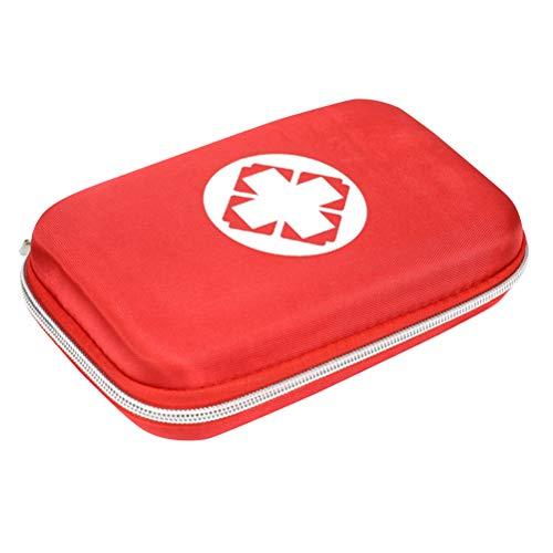 HEALIFTY EVA Tragbare Notfalltasche Auto-Notfall-Rettungsset Erste-Hilfe-Tasche im Freien