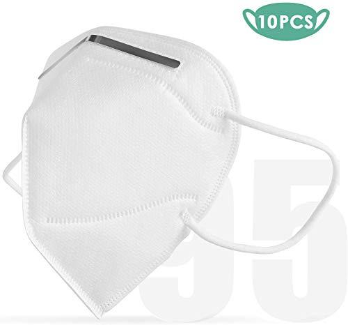 FIXKIT- 10 Pezzi Prodotti per l'igiene Personale per Domestico, SPEDITO DALL'ITALIA, Filtro Efficace 95%, CE Certificazione