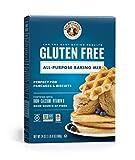 KING ARTHUR FLOUR Gluten Free All-Purpose Baking Mix, 24 Ounce, Pack of 6