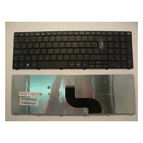 IFINGER Teclado Español para portátil Acer Aspire 5750G