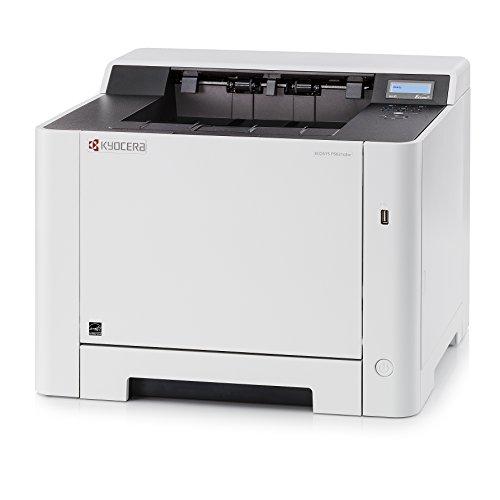 Kyocera Ecosys P5021cdw/KL3 - Impresora láser a Color de 3 años con función Mobile Print.