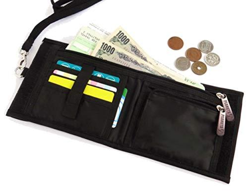 バンガード スヌーピー 財布 トラベル 首掛け 首からかける コンパクト ネックワレット ネックポーチ ビーグルスカウト