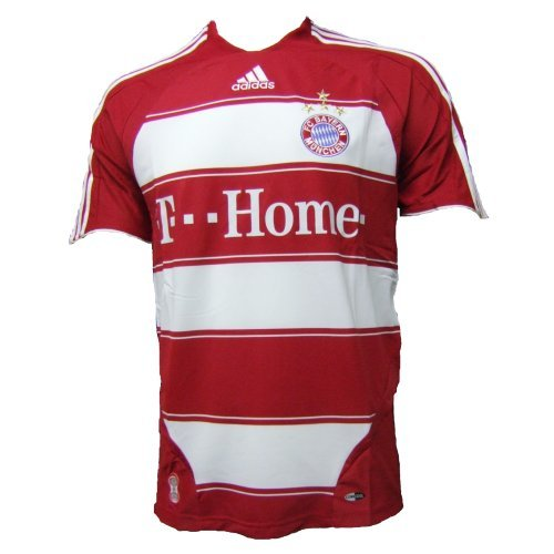 adidas FCB FC Bayern MÜNCHEN Home Trikot Kids, Größe:164