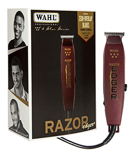 Wahl Professional 5-Star Razor Edger #805 – Great for Barbers and Stylists – Razor Close Trimming and Edging