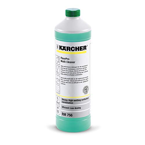 Floor Pro Multi Cleaner RM 756 1 Liter - universell Bodenreiniger Kärcher 6.295-913.0