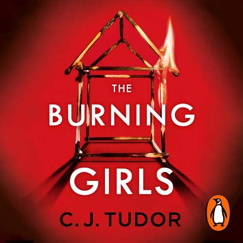 The Burning Girls cover art