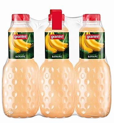 Granini Bananen-Nektar, 6er Pack (6 x 1 l Flasche)