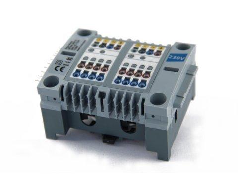 Reglermodul für Modulanschlussleiste Alpha Basis 230V