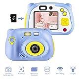 Kids Camera, Kids Digital Camera, 12.0 MP WiFi Kids Camera, Kids Toy