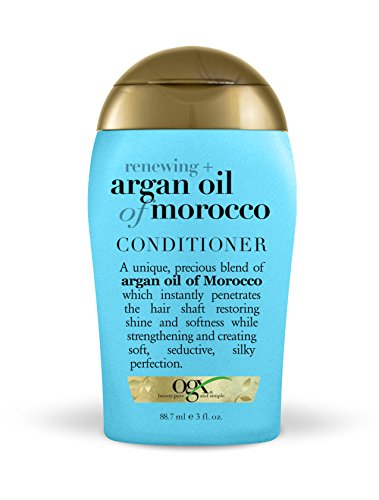 OGX Renewing + Argan Oil of Morocco Conditioner, 3 Ounce Trial Size