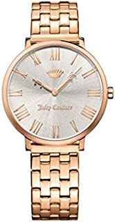 Juicy Couture Dress Watch, for Woman, Analog, Stainless Steel, 1901634