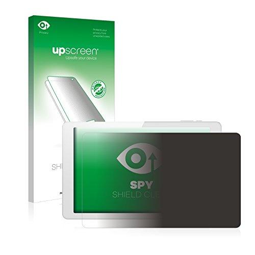 upscreen Anti-Spy Blickschutzfolie kompatibel mit Archos 101b Xenon Lite Privacy Screen Sichtschutz Bildschirmschutz-Folie