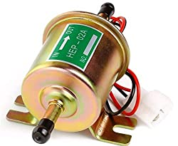 Best Electric Fuel Pump For Carb