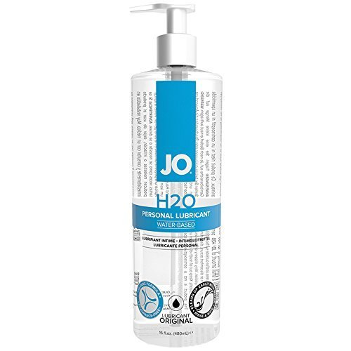JO H2O 16 oz Water Based Lubricant