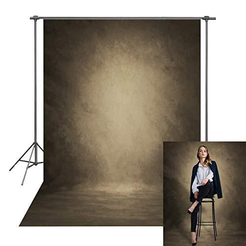 INRUI Fondo de fotografía retro abstracta marrón textura retrato fotografía profesional fotografía fotografía estudio Props fondo fondo