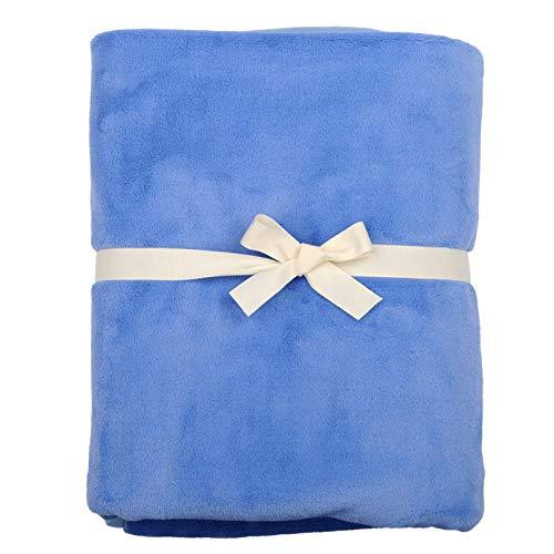 Poowe Sommerdecken, Siesta-Decken, Bürodecken, schmaler Sommerabschnitt, Tischbeine aus Klimaanlage 2,0 × 1,8 m Blu Cielo Notturno