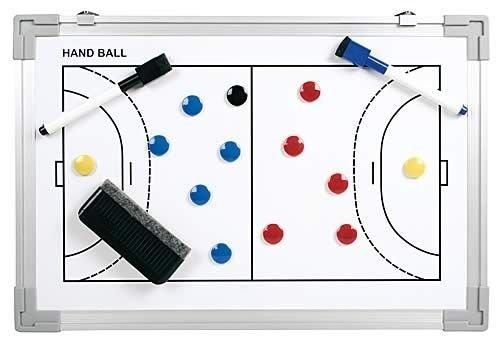 b+d Coach-Board Professional für Handball (45 x 30 cm)