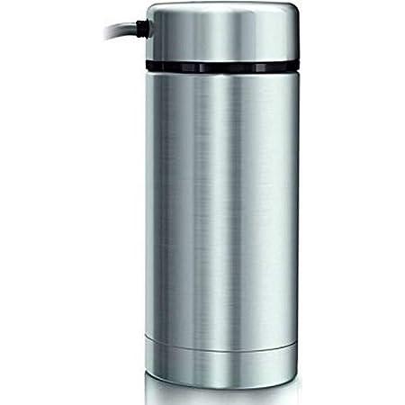 Melitta Réservoir à Lait Isotherme, Capacité 0,5 L, Pour Machines à Café Automatiques Melitta Caffeo Solo, Perfect Milk, CI et Barista, Inox