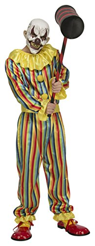 My Other Me Me-204389 Disfraz Prank clown para hombre, M-L (Viving Costumes 204389)