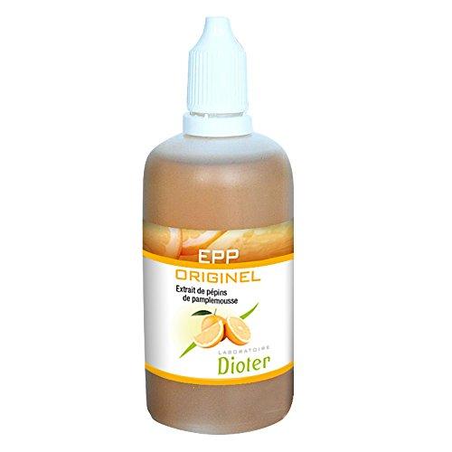 DIOTER EPP Originel Extrait Pépin Pamplemousse 100 ml