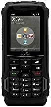 Sonim XP5 XP5700 | 4G LTE | Military Grade | Rugged PTT Feature Phone | 4GB, 1GB RAM | (Black) - AT&T Unlocked